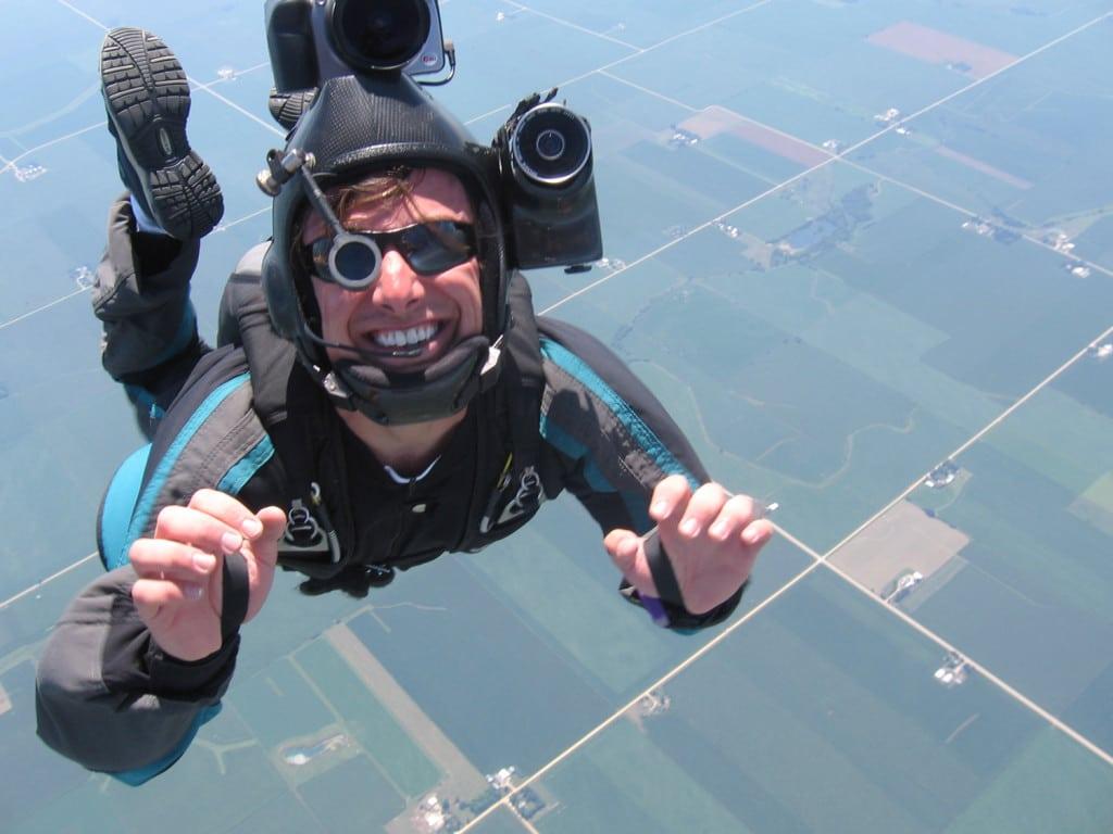 Kyle Henderson Skydiving