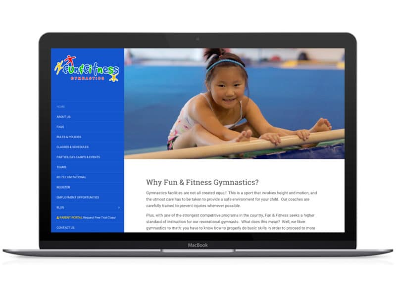 Fun & Fitness Gymnastics