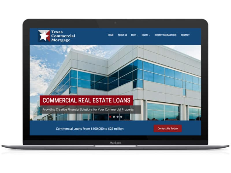 Texas Commercial Mortgage
