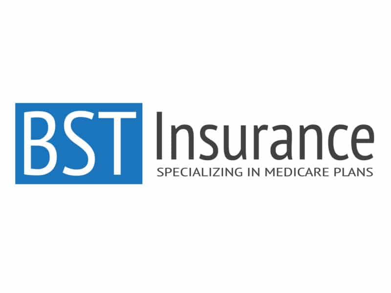BST Insurance Logo Design