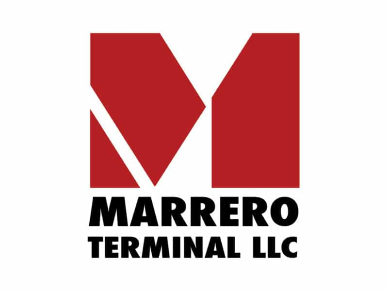 Marrero Terminal Logo Design