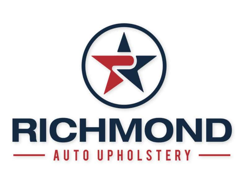 Richmond Auto Upholstery Logo Design