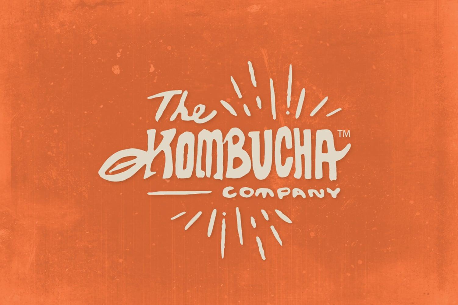 the-kombucha-company-logo-design
