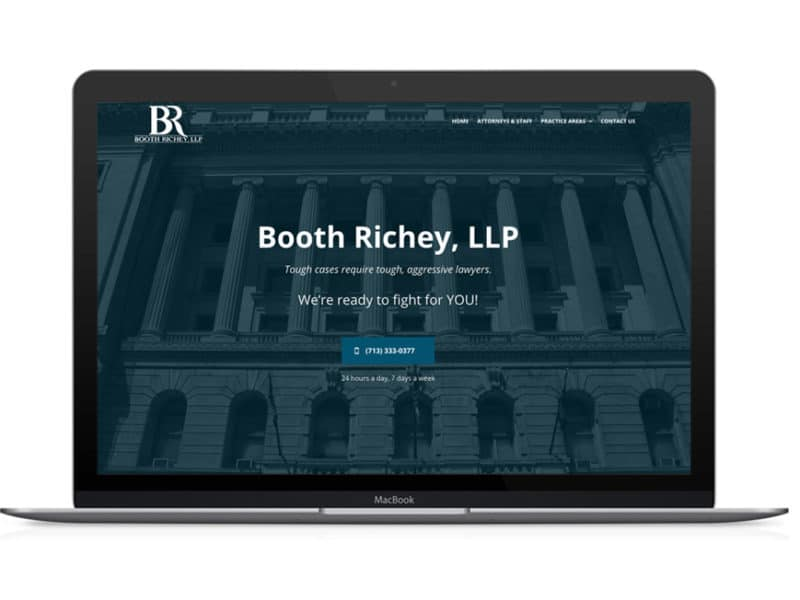 Booth Richey Law