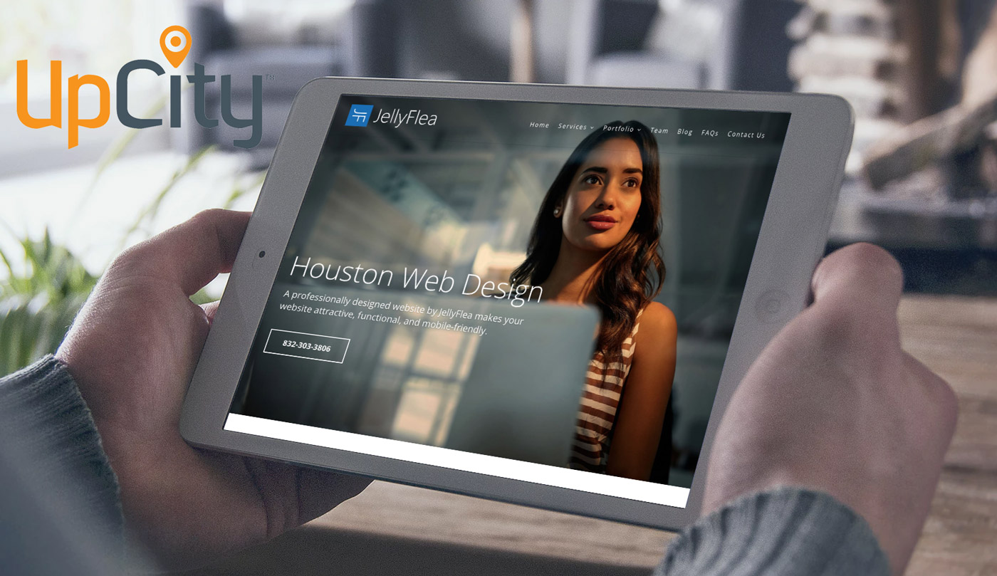 JellyFlea Recognized as a Top Houston Web Design Agency