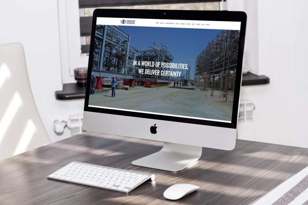 S&B Mod Ops Web Design Desktop