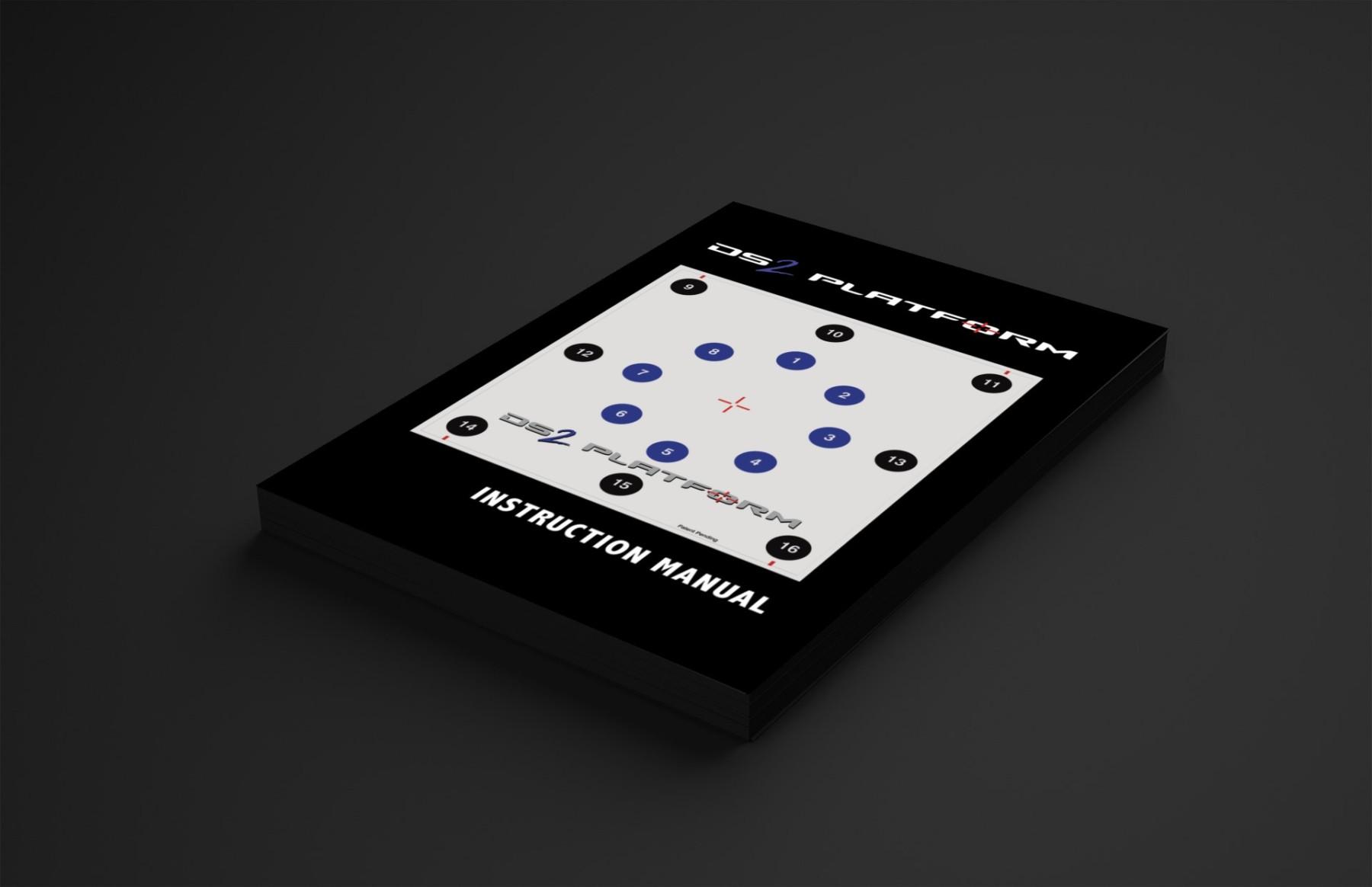 DS2 Instruction Manual Design