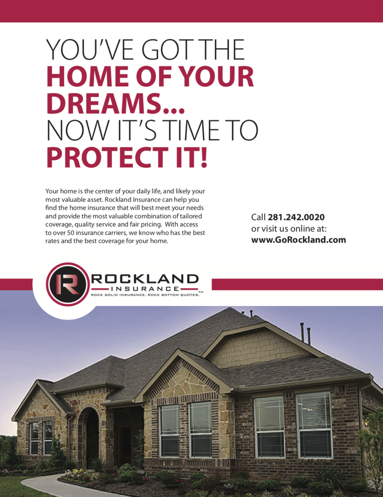 Rockland Insurance Magazine Ad Design