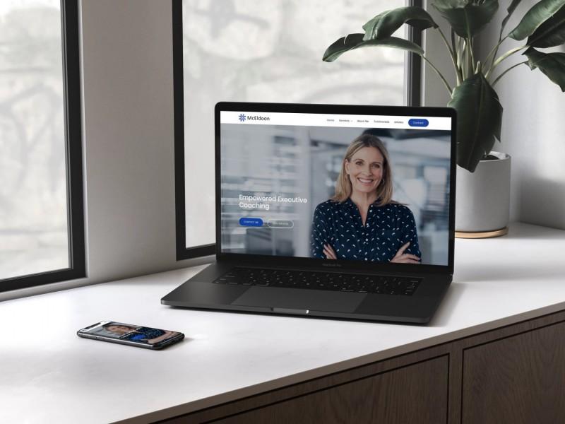 Susan McEldoon Web Design