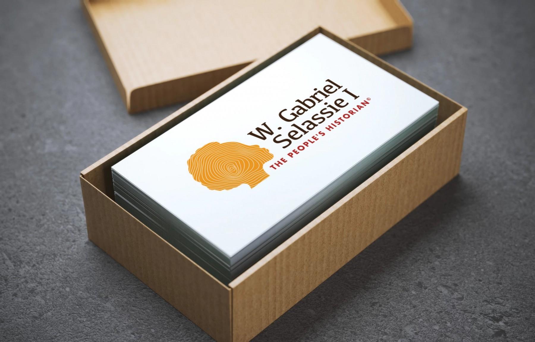 W. Gabriel Selassie I Logo Design