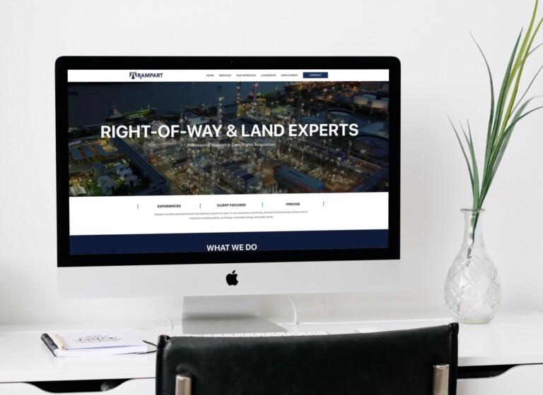 Rampart Web Design, Desktop